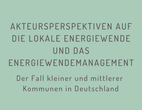 Titel der Doktorarbeit, Wirtschaftswissenschaftliche Fakultät der Universitaet Leipzig