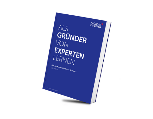 E-Book Als Gruender von Experten lernen der Gruender-Experten