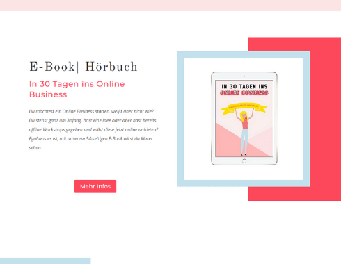 E-Book Referenzprojekt Online Business Coaching by Johanna Fritz