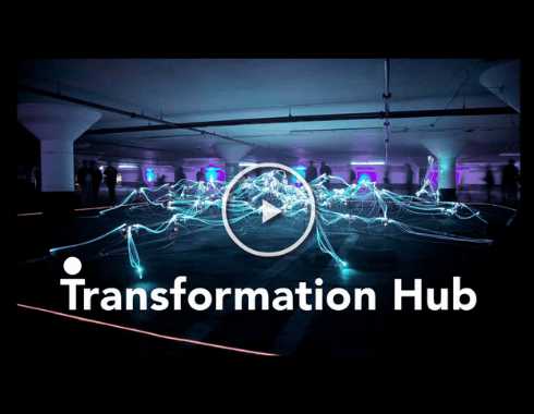 Video zum Referenz Projekt Transformation Hub