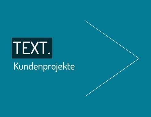 Portfolio von Jana Berthold Bereich Text