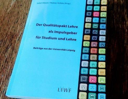 Foto Referenz Projekt Sammelband Universitaet Leipzig