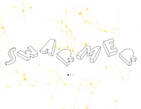 Netzwerk Swarmer Designcrew aus Leipzig