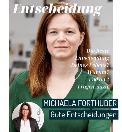 Vorschaubild zu Interview mit Entscheidungsarchitektin Michaela Forthuber